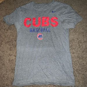 Men's Nike Chicago Cubs T Shirt Small